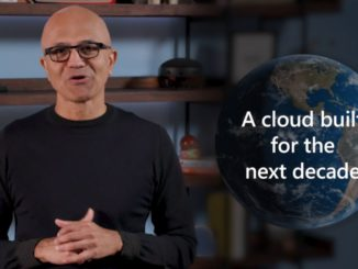 Satya Cloud for Next Decade